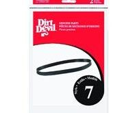 Dirt Devil Vacuum Belt - Dirt Devil Room Mate Vacuum Replacement Belts