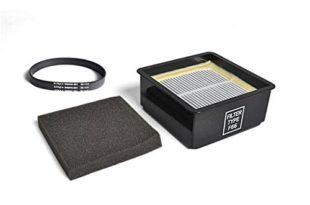 Dirt Devil Vacuum Attachments - Dirt Devil Model UD70212, UD70210 Vacuum Style F66 Filter With Foam Plus One Feather Light Style 5 Flat Belt