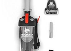 Dirt Devil Vacuum Cleaner - Dirt Devil Razor Steerable Bagless Upright Vacuum UD70350B
